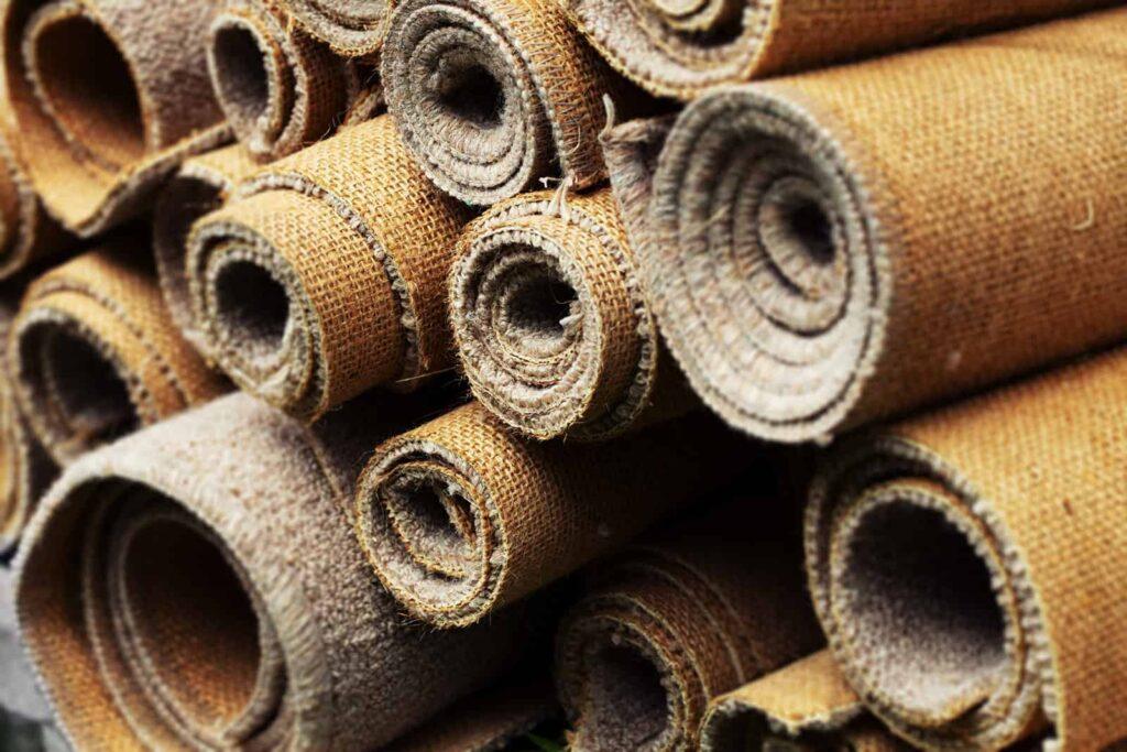 carpet disposal