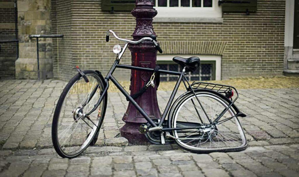 Bike Disposal Made Easy