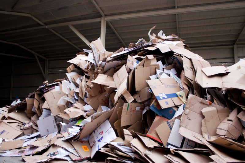 Cardboard Recycling2