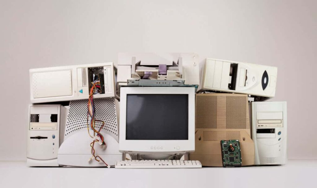 IT Equipment & WEEE Waste Recycling London