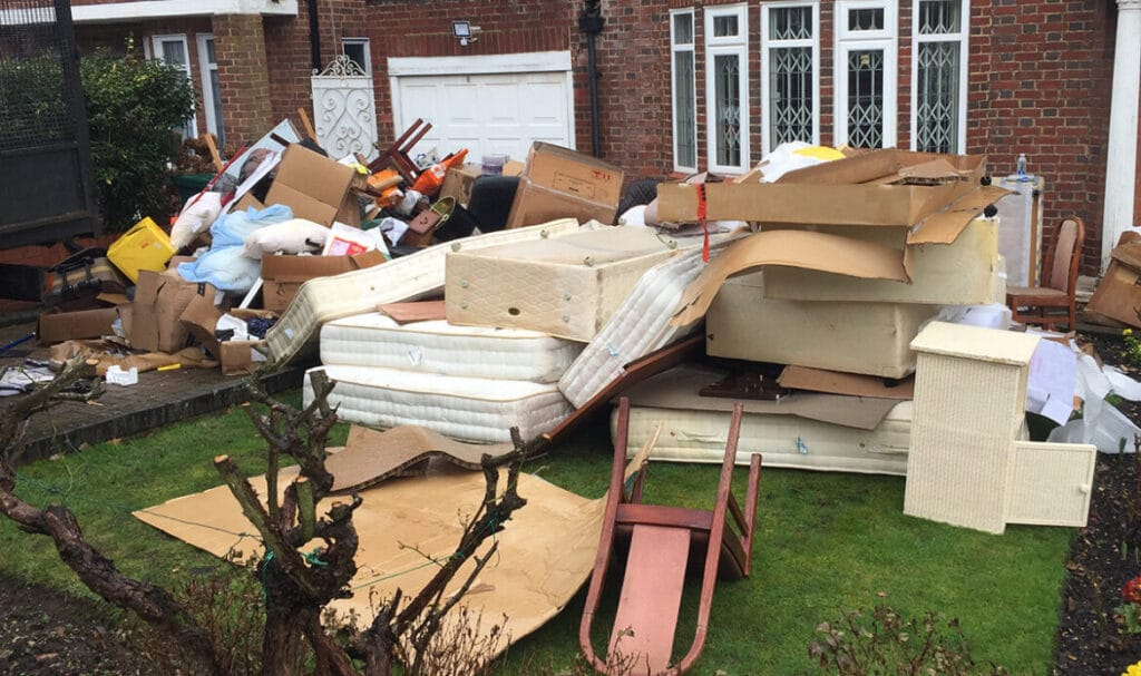 Same-Day Rubbish Removal In London