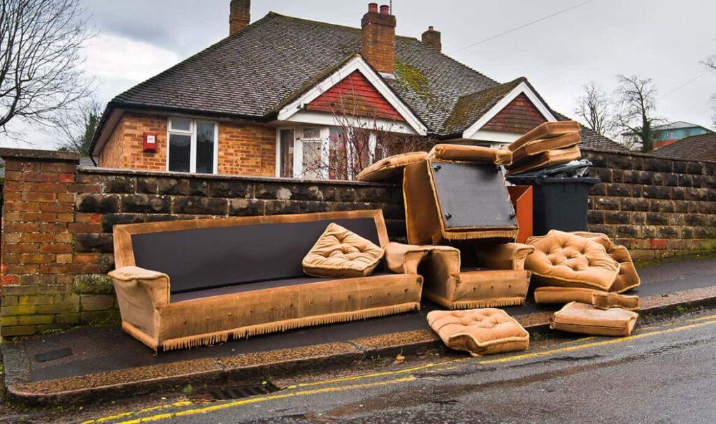 Sofa Disposal