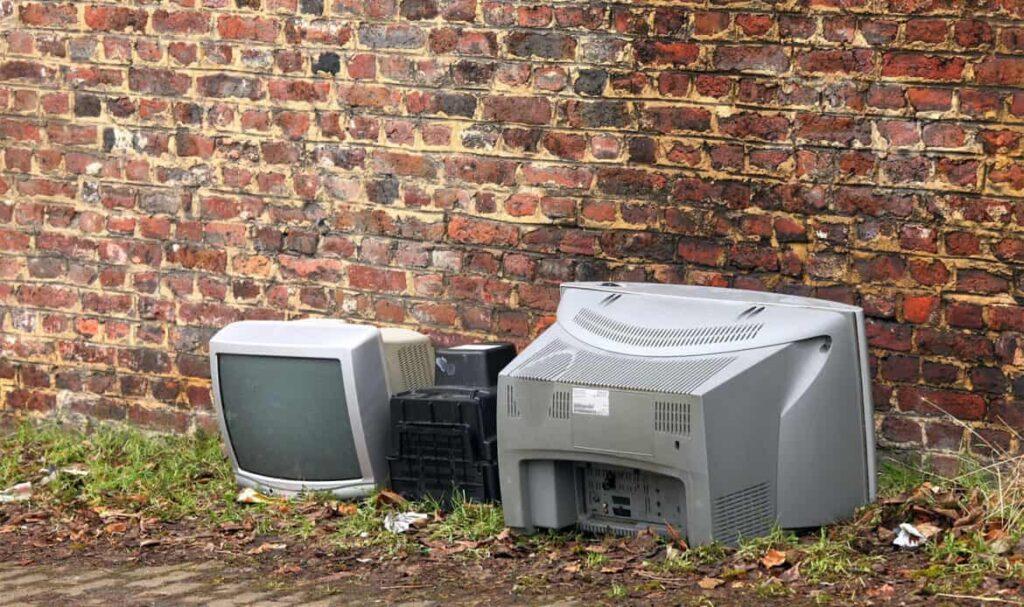 TV Disposal In London