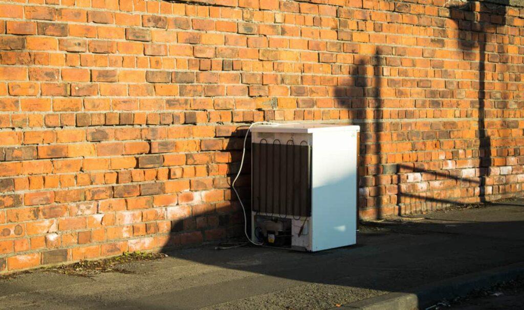 Tumble Dryer Disposal Service London