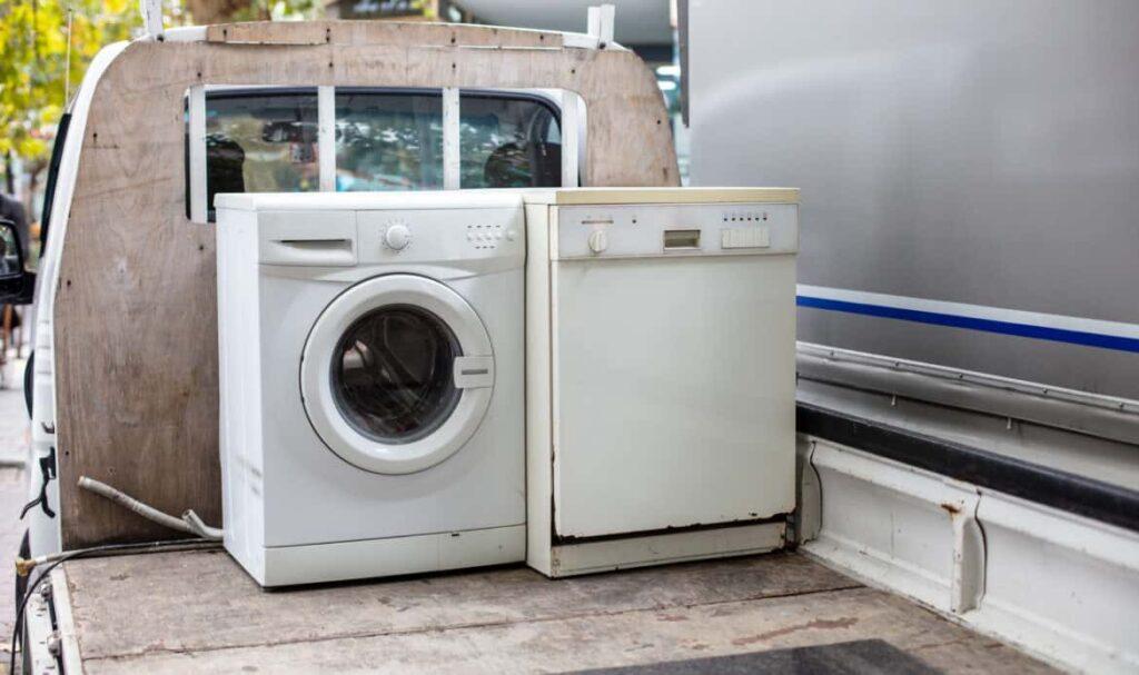Washing Machine Disposal Service in London