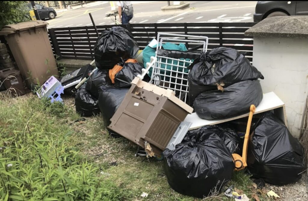 Rubbish Removal City of London
