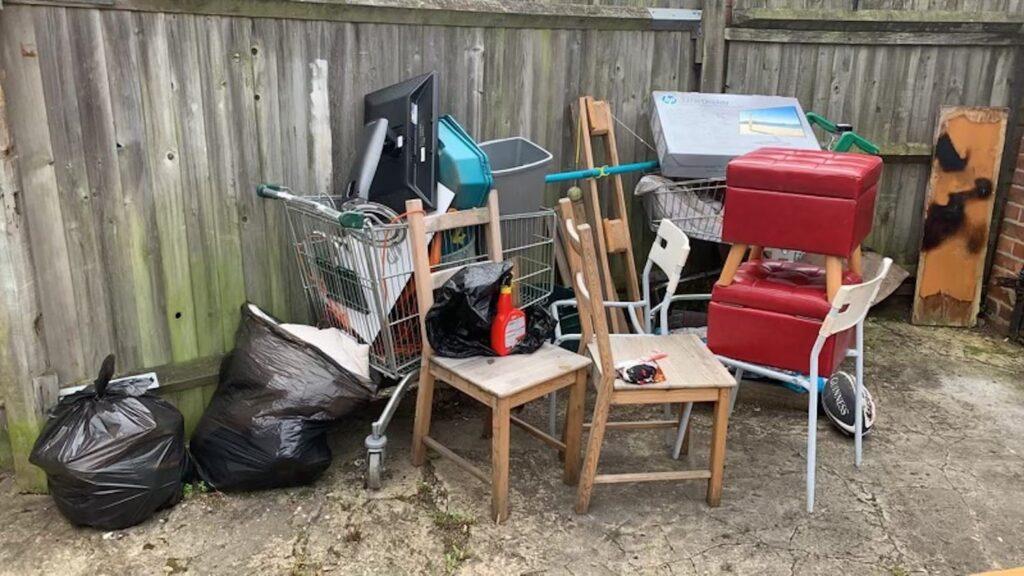 Rubbish Removal Hackney, E9, London