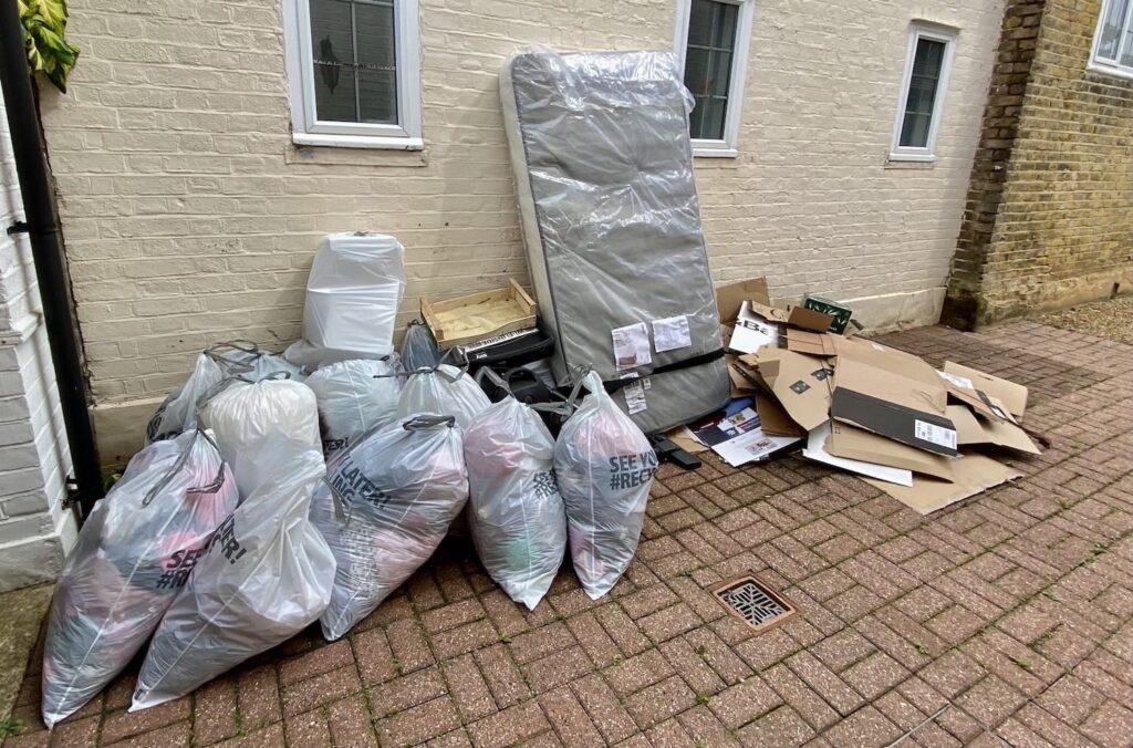 Rubbish Removal Islington, N1, London