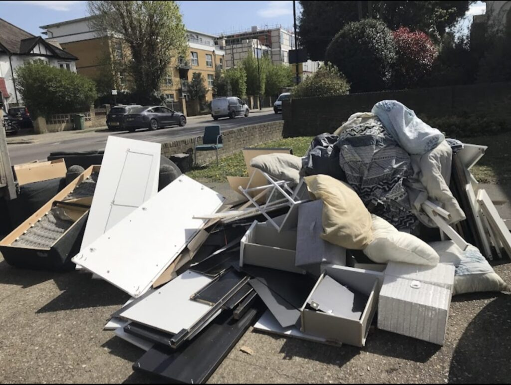 Rubbish Removals Haringey, N4, London