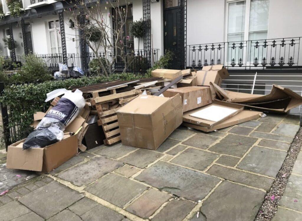 Rubbish Removals Kensington & Chelsea, SW10